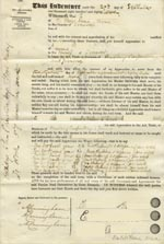 Image of Case 67 3. Apprenticeship indenture agreement 29 September 1887  page 2