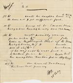 Image of Case 175 3. Memo from Revd Edward Rudolf  25 July 1887  page 1