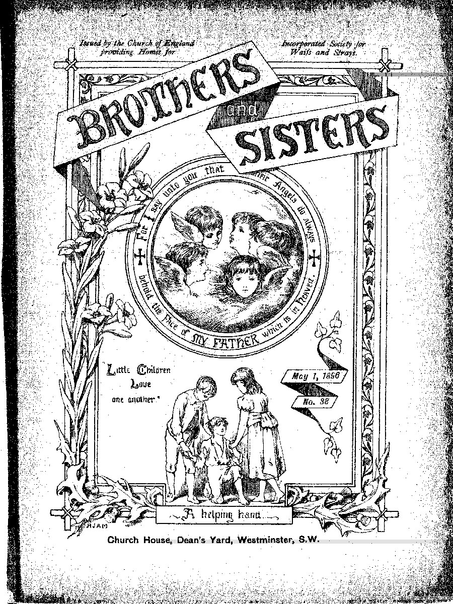 Brothers and Sisters May 1896 - page 1
