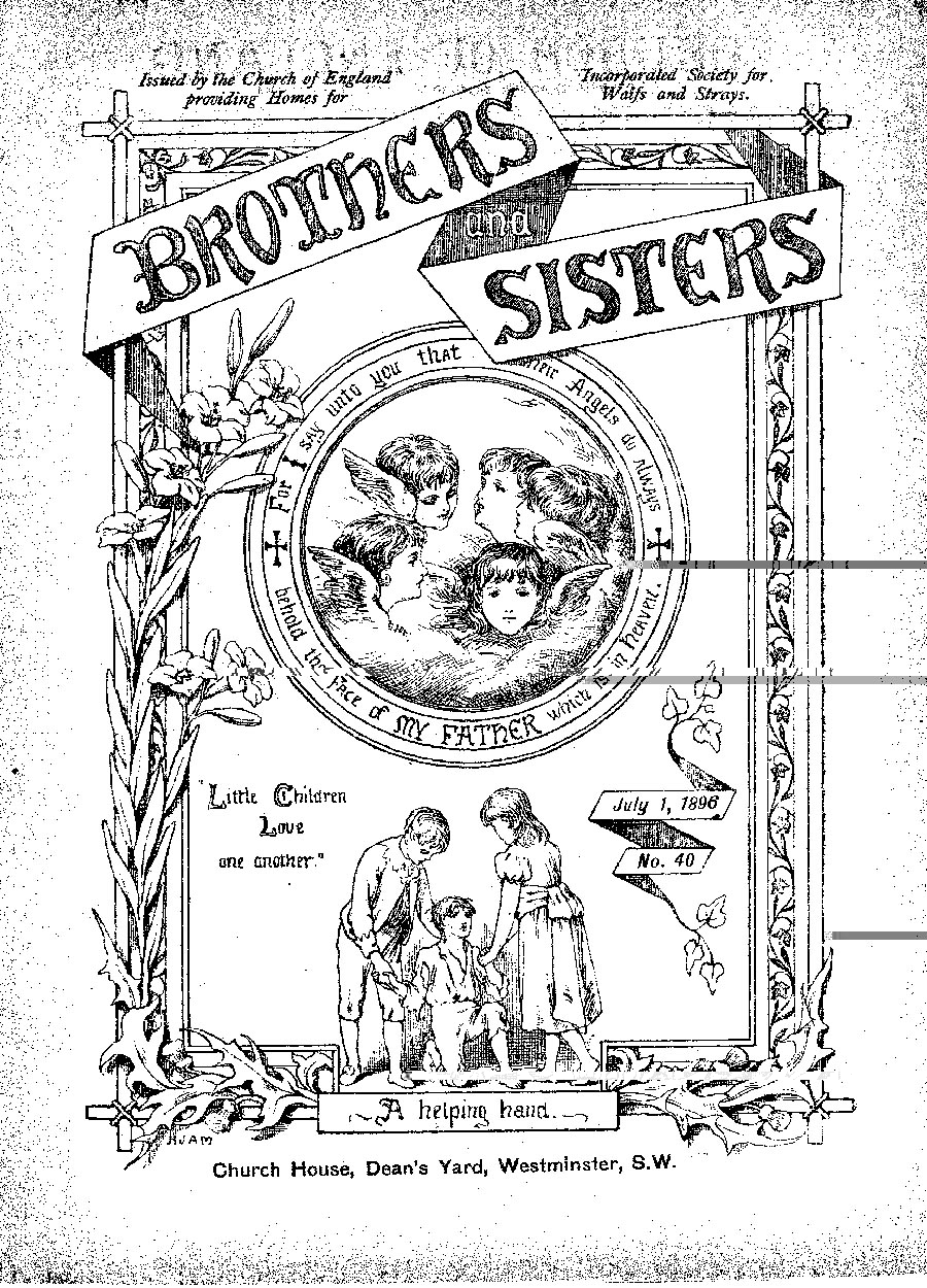 Brothers and Sisters July 1896 - page 1