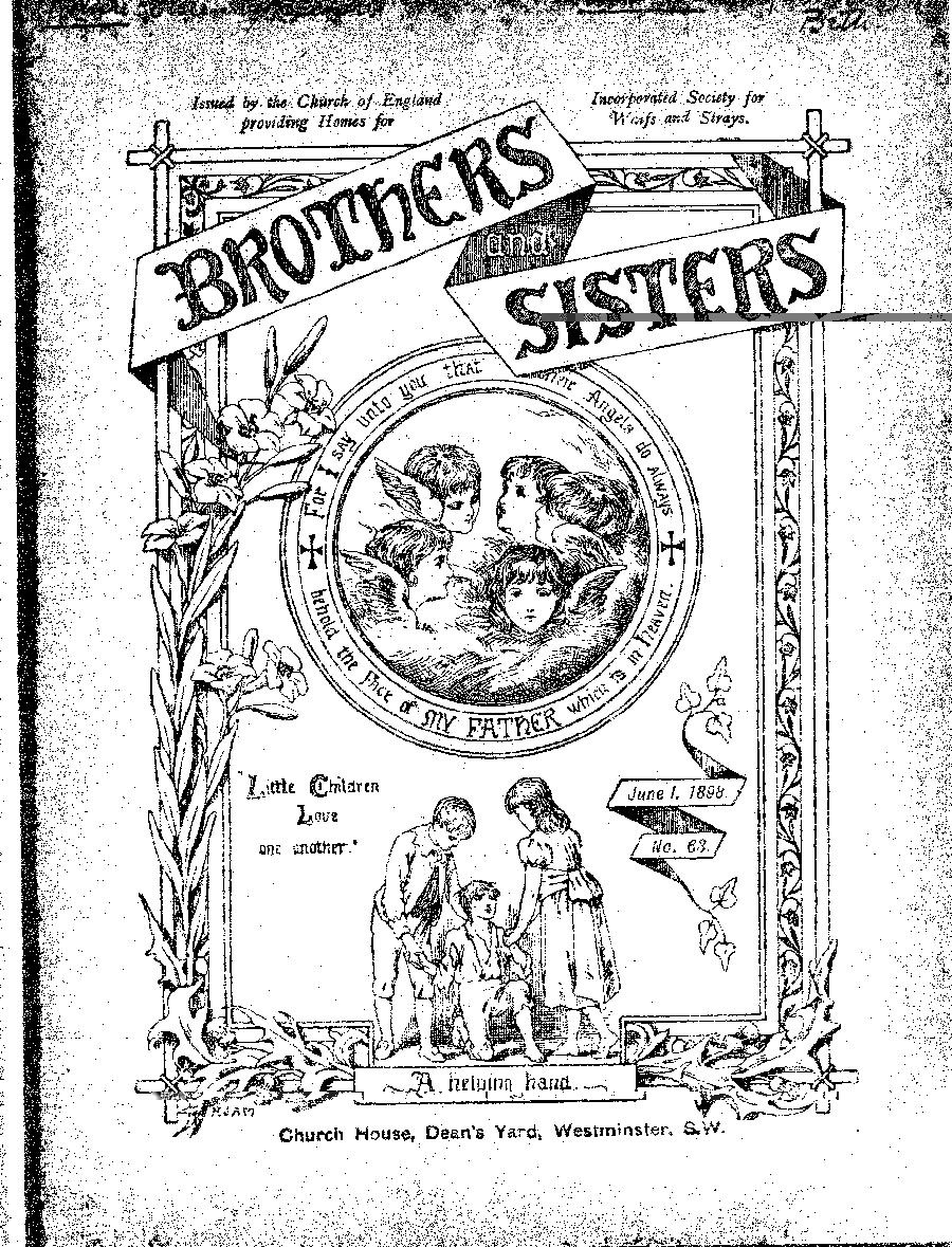 Brothers and Sisters June 1898 - page 1