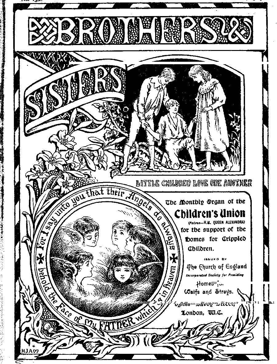 Brothers and Sisters March 1904 - page 1