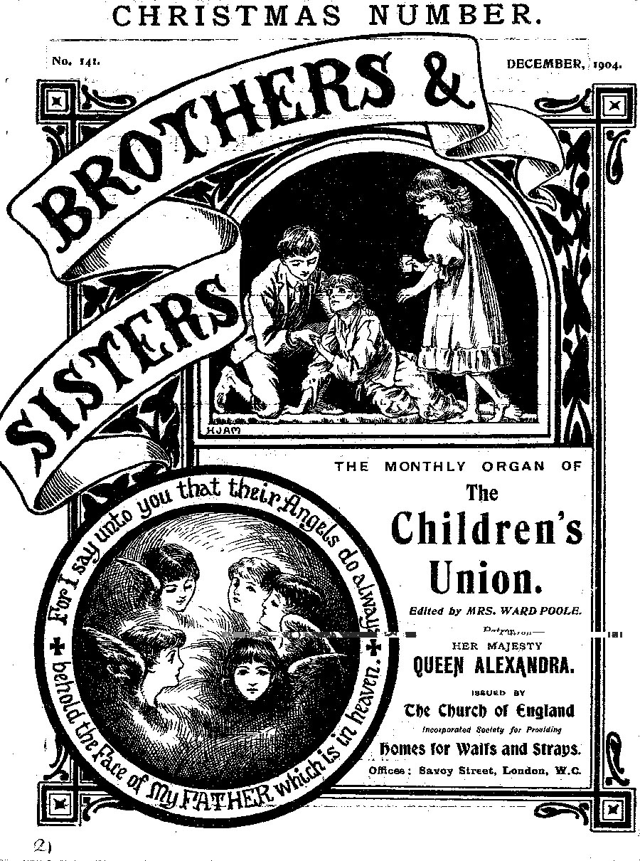 Brothers and Sisters December 1904 - page 1