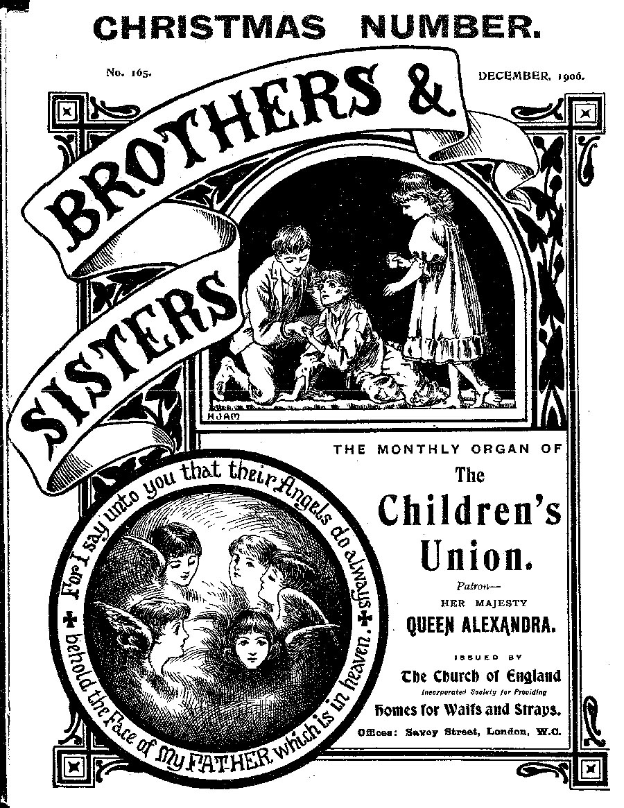 Brothers and Sisters December 1906 - page 1