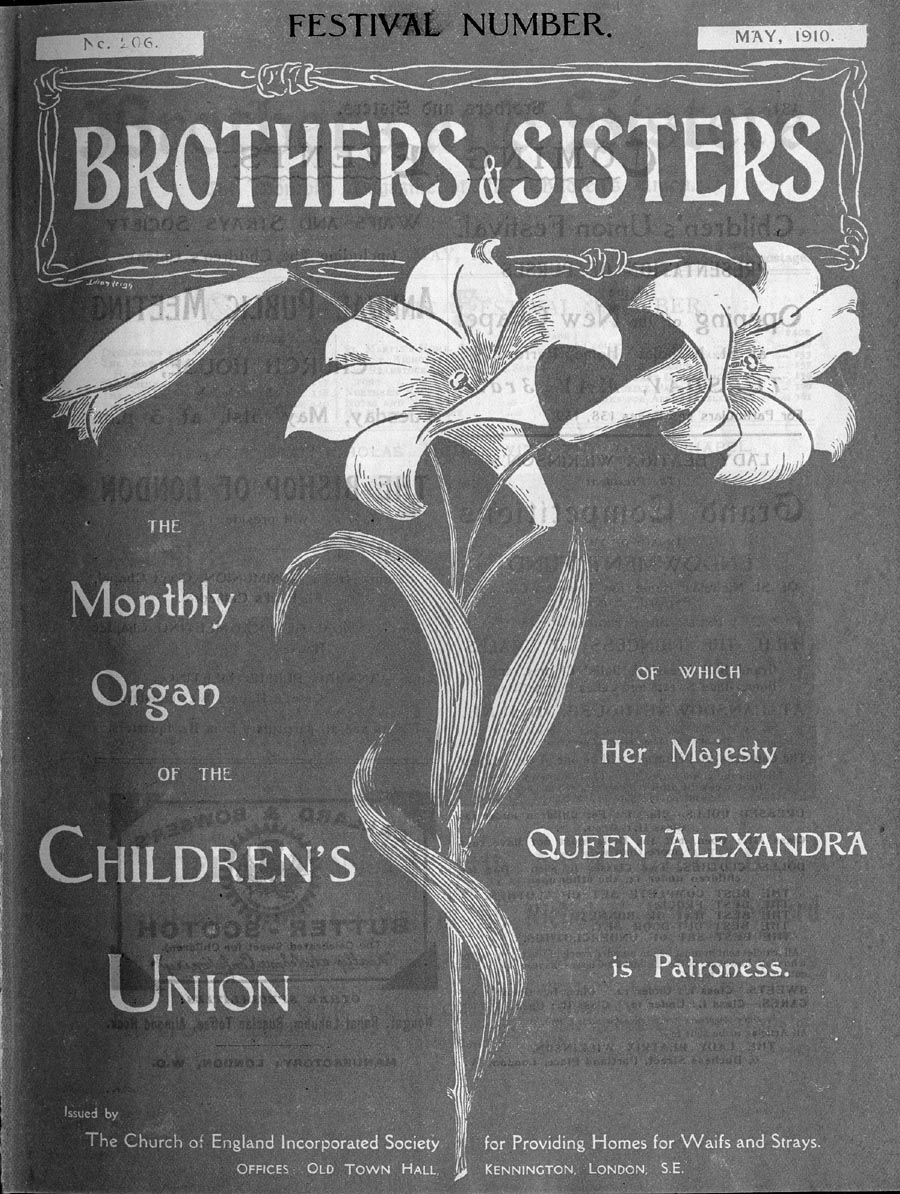 Brothers and Sisters May 1910 - page 1