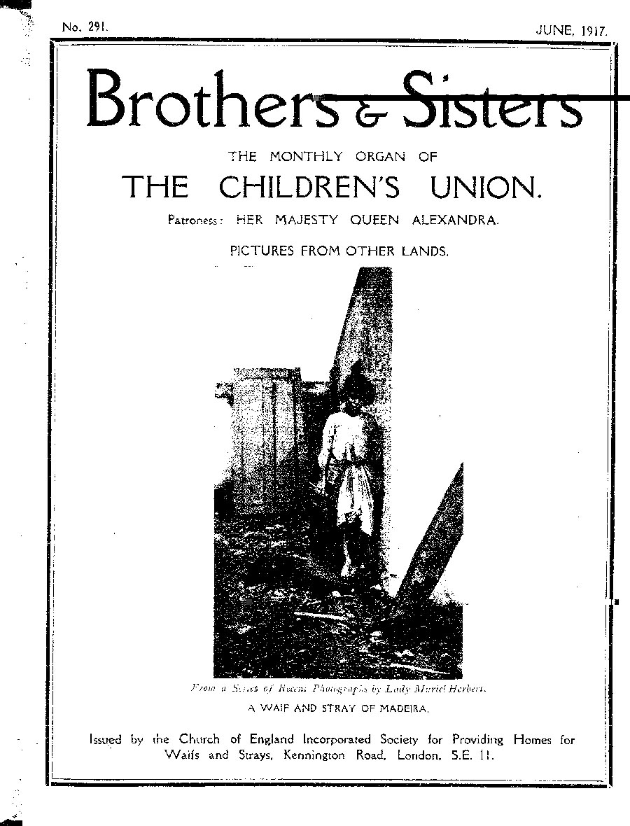 Brothers and Sisters June 1917 - page 1