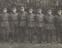 Members of the Reading Cadet Corps