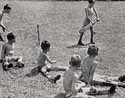 Cricket at St Martin's Orthopaedic Hospital
