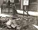 The Society's headquarters bombed in the Blitz