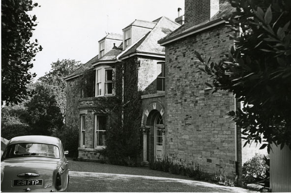 Photograph of St Budoc's Home for Boys, Falmouth