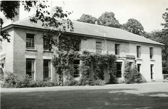 Photograph of Greenhills Nursery, Earls Colne