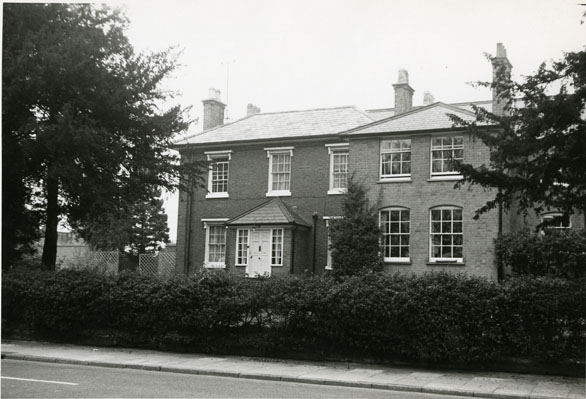 Photograph of Amphlett House Home for Boys, Droitwich Spa