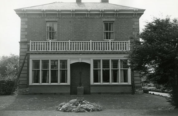 Photograph of Buckhurst Home, Leicester