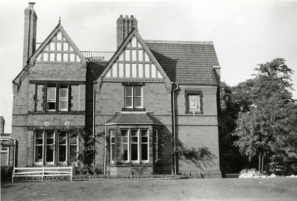 Photograph of St George's Home For Boys, Penketh