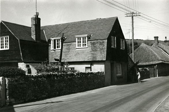 Photograph of The Old Barn Home, West Lulworth