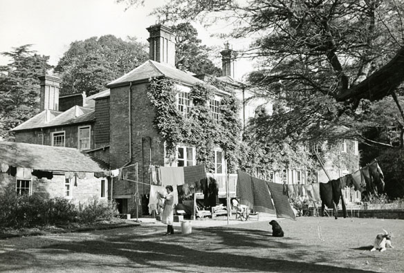 Photograph of Hawk's Lease Home, Lyndhurst