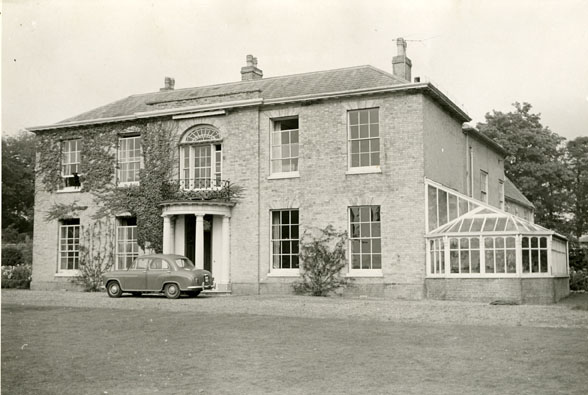 Photograph of St John's Home, Palgrave