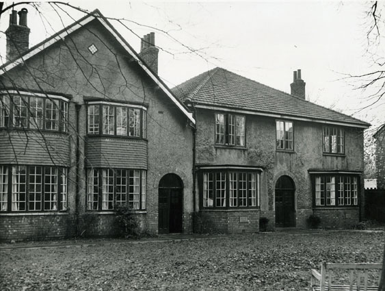 Photograph of Frances Pochin House Home, Southport