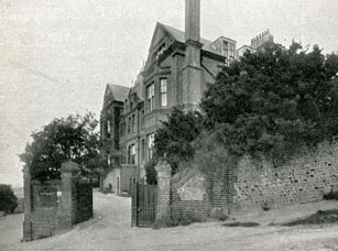 Photograph of St John's Home For Convalescent Children, Kemp Town, Brighton