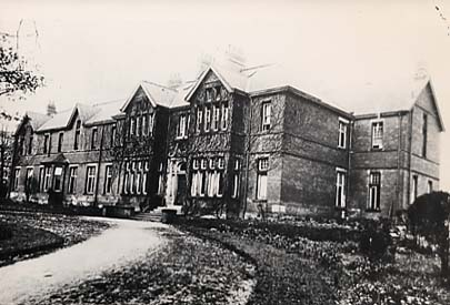 Photograph of St Chad's Home For Girls, Far Headingley