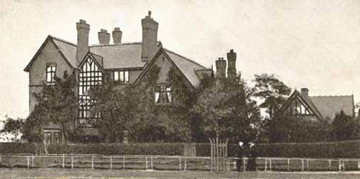 Photograph of Emmeline Winstanley Home For Boys, Knutsford