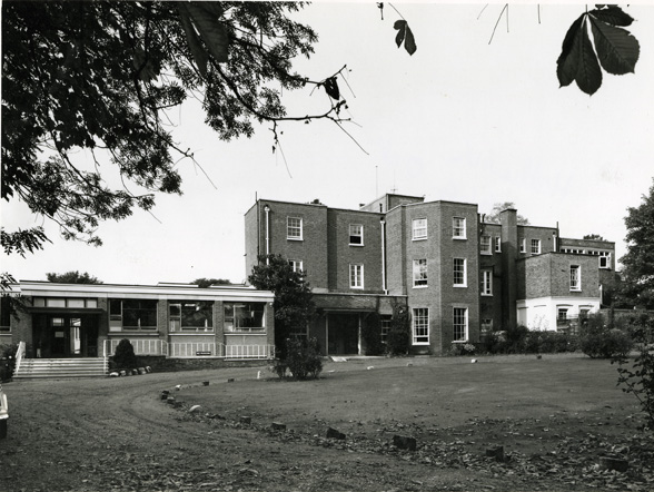 Photograph of Halliwick School For Girls, Winchmore Hill