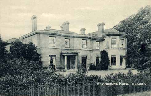 Photograph of Prospect Lodge Home For Boys, Reading
