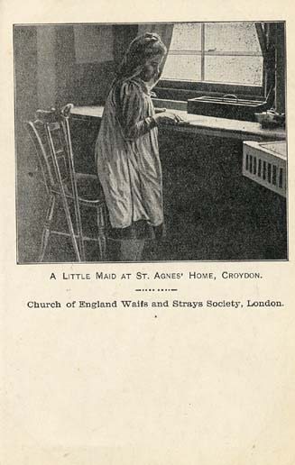Photograph of St Agnes' Home For Girls, Croydon