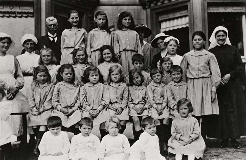 Photograph of St Faith's Home For Girls, Torquay