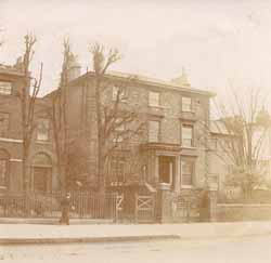 Photograph of Stockwell Home For Boys