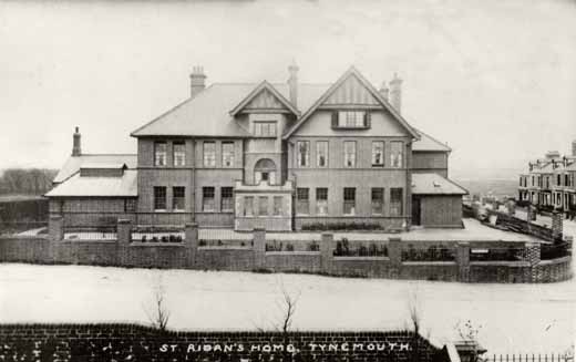Photograph of St Aidan's Home For Boys, Tynemouth