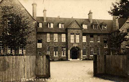 Photograph of St Martin's Orthopaedic Hospital And Special School, Pyrford