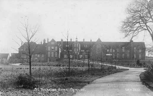 Photograph of St Nicholas' Orthopaedic Hospital And Special School, Pyrford