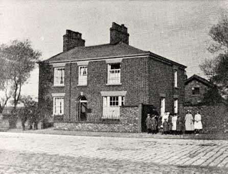Photograph of Audenshaw Home For Girls