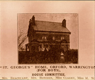 Photograph of St George's Home for Boys, Orford