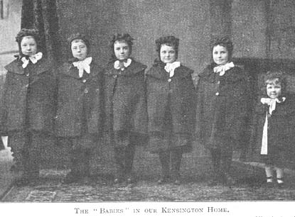 Photograph of Kensington Training School For Girls