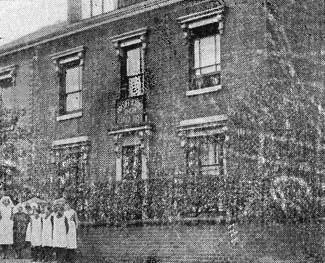 Photograph of Calthorpe Home For Girls, Handsworth