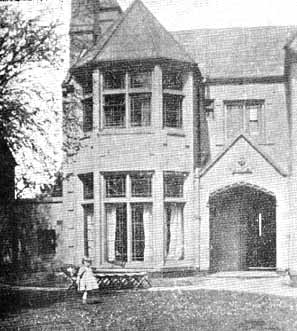 Photograph of St Barnabas' Home For Girls, New Brighton