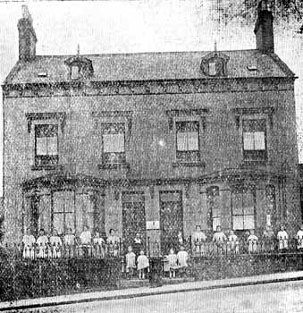 Photograph of Whitehaven Home For Girls