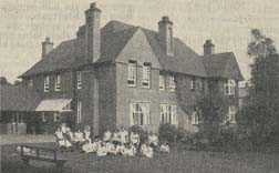 A Welsh Picture: St Cadoc's Home and its family