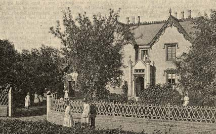 Photograph of Lee Cottage Home For Girls, Dickleburgh
