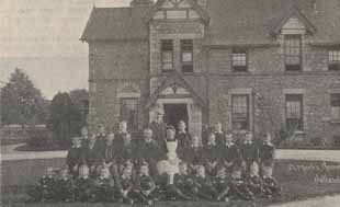 Photograph of St Mark's Home For Boys, Natland