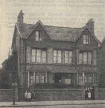 Photograph of Galloway Home For Girls, Whalley Range