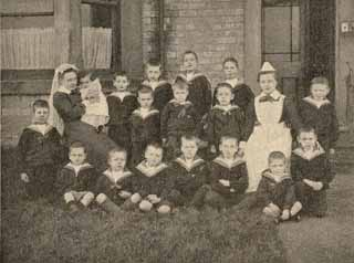 Photograph of St Aidan's Home For Boys, Whitley