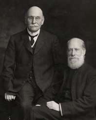 Robert and Edward Rudolf, 1932